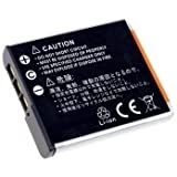Premium Akku für Sony Cyber-shot DSC-HX20VB, Li-Ion, 3,6V