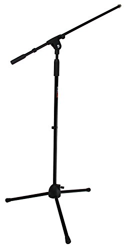 Gearlux Adjustable Height Boom Mic Stand - Black