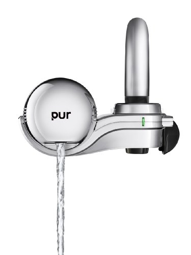 PUR 3-Stage Horizontal Faucet Mount Chrome FM-9400B