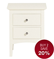 Hastings Bedside Chest