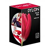 Dylon Fabric Machine Dye Tulip Red 7000370136x1 (pack of 2)