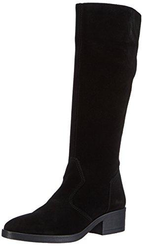 ESPRIT Imma Boot, Stivaletti a gamba lunga mod. Classics, imbottitura leggera donna, Nero (Nero (001 Black)), 38