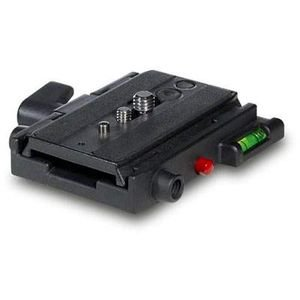 Giottos MH621 Quick Release Adapter with Short Sliding Plate camera mount