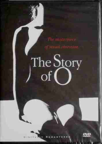 cover of Story of O DVD
