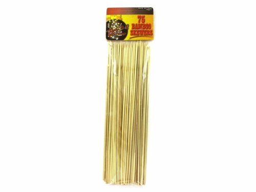 Wholesale Barbecue Bamboo Skewers - Set of 48,