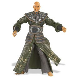 Buy Low Price Zizzle Pirates of the Caribbean 3: Sao Feng 3.75″ Figure with Sword (B000PCCSLW)