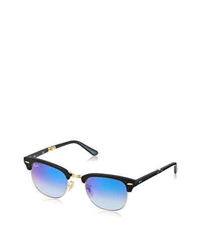 Ray-Ban Gafas de Sol Clubmaster Folding (51 mm) Negro