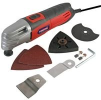 MULTITOOL/CUTTER, 220W D01959 By DURATOOL