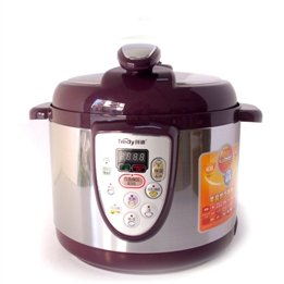 Stainless Steel 5L Electric Pressure Cookers
