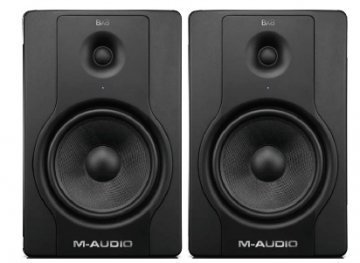 Avid M-Audio BX8 D2 Studio Monitors UK