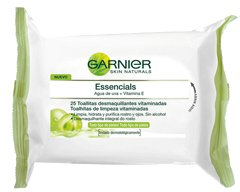 CLEANSING WIPES VITAMINATED 24 UNITS