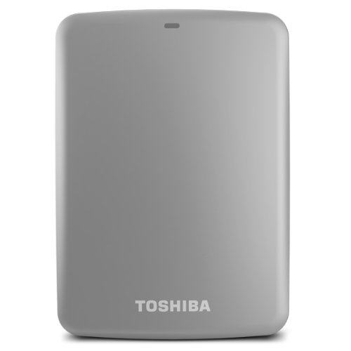 how to open toshiba external hard drive on pc