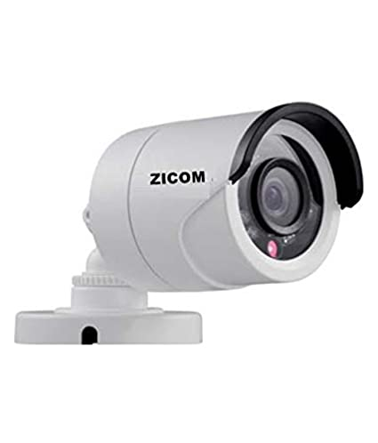 zicom Z.CC.CA.IRBU.600TV158.ZA 600TVL IR Bullet Camera