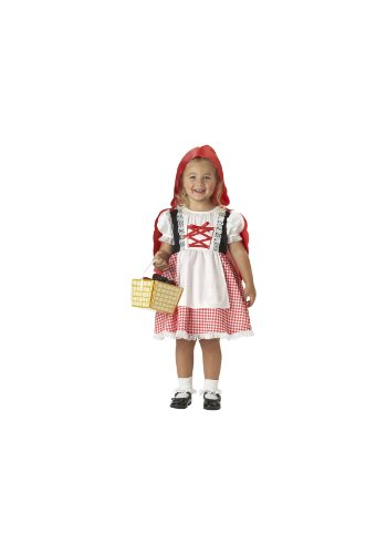 Toddler Classic Red Riding Hood Costume
