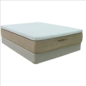 Amazon Classic Brands 13 Inch Hampton Memory Foam