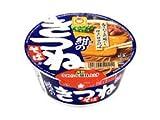 東洋水産 マルちゃん 紺のきつねそば (西向け)1箱12食