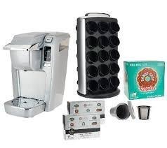 Keurig K10 Coffee Maker w/ 30 K-Cup Packs & 30ct Carousel (Keurig Coffee Makers K10 compare prices)