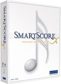 Good Emedia Music Corp Smartscore X Midi Edition Includes Familiar Midi Piano-Roll Event List Sm Box