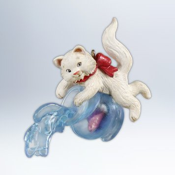 Mischievous Kittens #14 2012 Hallmark Ornament