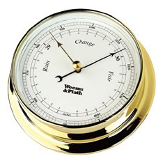 Weems & Plath Endurance Collection 125 Barometer (Brass) by Weems & Plath