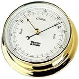 Weems & Plath Endurance Collection 125 Barometer (Brass)