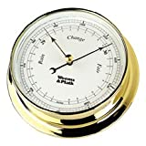 Endurance Collection 085 Barometer バロメーター Weems & Plath社 Brass【並行輸入】