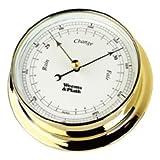 Weems & Plath Endurance Collection 085 Barometer (Brass)