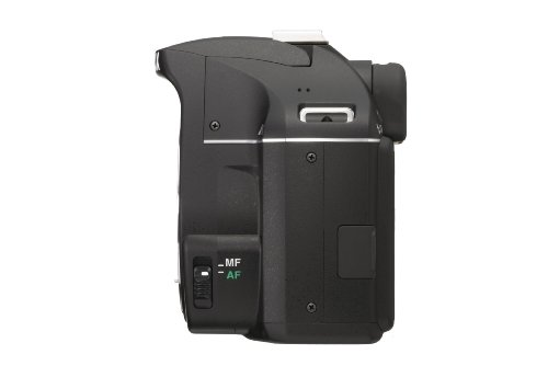 Pentax K-x 12.4MP Digital Camera (Black; Body Only) Review