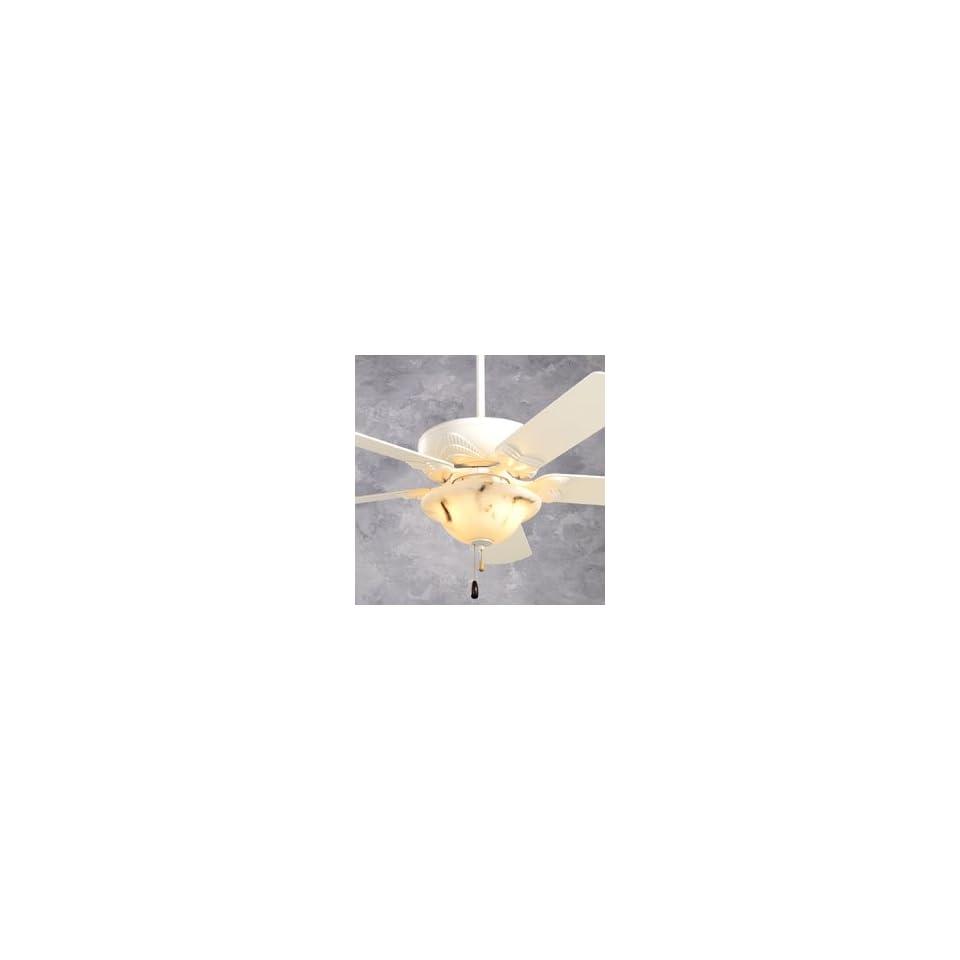 Emerson CF940AW Mariol 5 Blade Ceiling Fan in Summer White