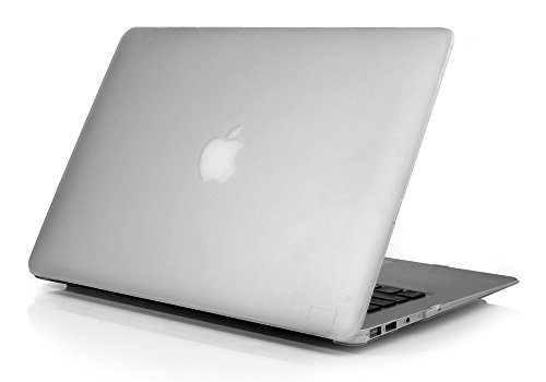 "PINDIA TRANSPARENT MATTE FINISH APPLE RETINA MACBOOK PRO 13 13.3 "" HARD CASE SHELL COVER"