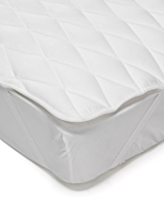 Cotton Percale Mattress Topper