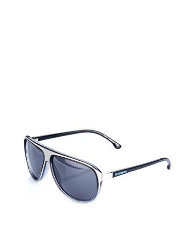 Diesel Gafas de Sol DL0055 Plateado / Negro
