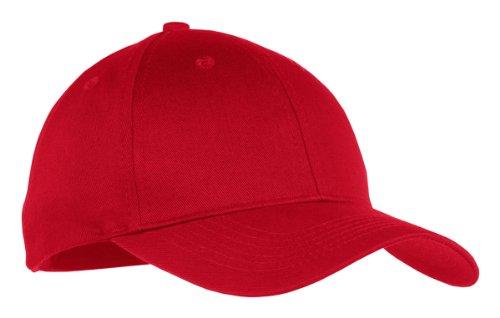 Port & Company Youth 6Panel Twill Cap YCP80 [Apparel] (Children Baseball Cap compare prices)