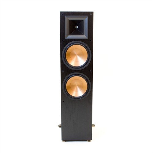 Klipsch Rf-7 Ii Floorstanding Speaker - Black - Each