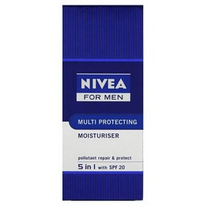 Nivea for Men Multi Protecting Moisturiser 75ml.