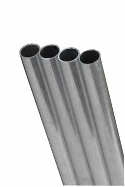 K & S Engineering 104 Round Tubing (Pack of 12)
