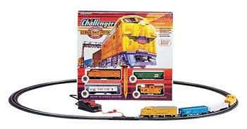 Bachmann HO Challenger Train Set