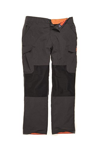 Craghoppers Men's Bear Grylls Survivor Trousers, Black Pepper/Black, 30""