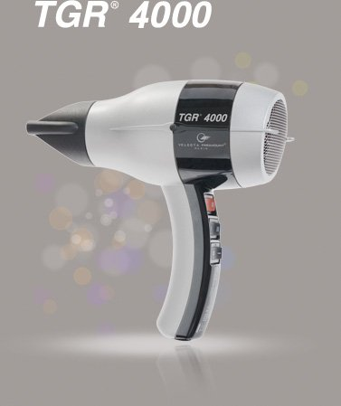 Velecta Paramount Professional Ceramic Ionic Hair Dryer - TGR4000I (110 220 Blow Dryer compare prices)