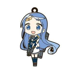艦これ トレーディングラバーストラップVol.4【8.五月雨】(単品) 艦隊これくしょん/KADOKAWA メディアファクトリー