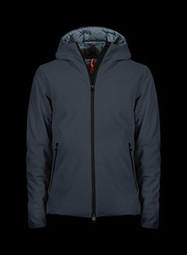 RRD Giubbotto W16009/60-62 Winter Storm Blu-Verde 60-62 Blu-Verde 48