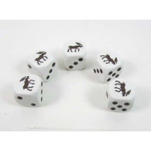 Moose Dice Game