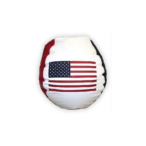 Exclusive By Bean Bag Boys Bean Bag USA Flag