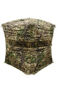 New Primos Crusher Blind Waterproof And Scent Tight Fabric Includes Double Bull Frame Pak