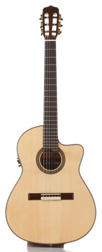 Cordoba Fusion 14 Maple Acoustic Electric Nylon String Classical Guitar