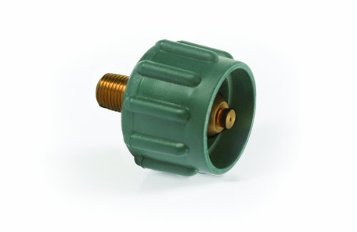 Camco 59923 Green Propane Acme Nut - 200,000 BTUs (Propane Acme compare prices)