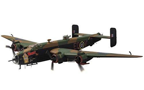 corgi-handley-page-halifax-b-vii-pn230-eq-v-vicky-the-vicious-virgin-goose-squadron-17nd-diecast-rep