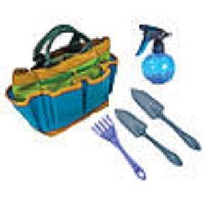 Grow with Me the Garden Delux Garden Bag/blue - 1