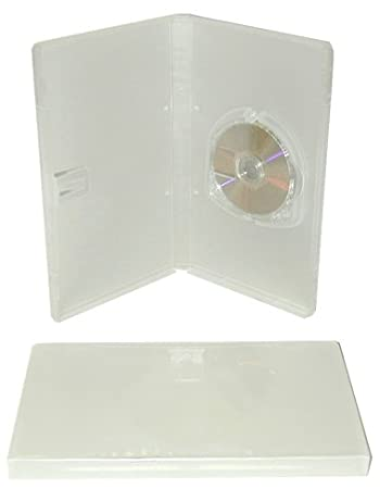 50 Standard Frosted Clear Sony PSP Empty Replacement Game Cases Boxes #VGBR12PSPCLFR