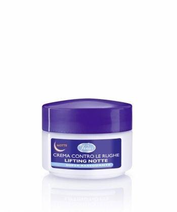Venus Night Repairing Anti-Wrinkle Face & Neck Cream Lifting Effect With Natural Vitamin C
